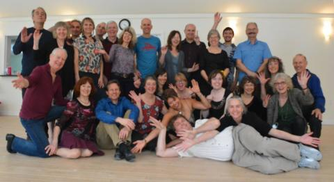 Tango Workshops with Lori & Patrick in Nelson, BC